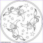 Halloween Mandala Coloring Pages Unique Image 1000 Images About The Little Witch On Pinterest
