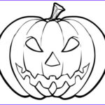 Halloween Pumpkin Coloring Awesome Stock Halloween Pumpkin Printables – Festival Collections