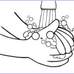 Hand Coloring Cool Photography Free Coloring Pages Handwashing And Germs