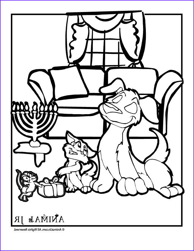 Hanukkah Coloring Pages Awesome Collection 150 Best Images About Hanukkah On Pinterest