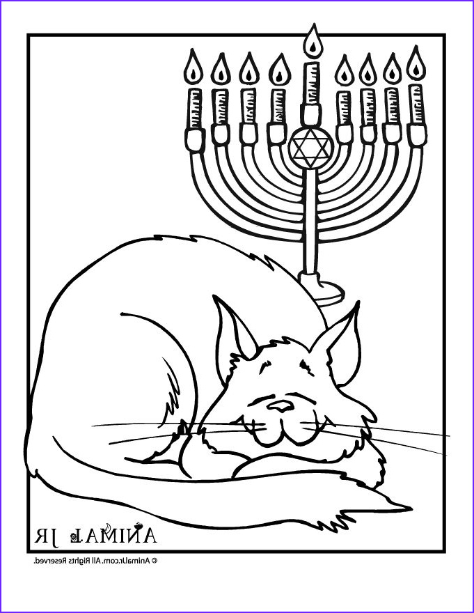 Hanukkah Coloring Pages Awesome Gallery Best 138 Hanukkah Coloring Pages Images On Pinterest