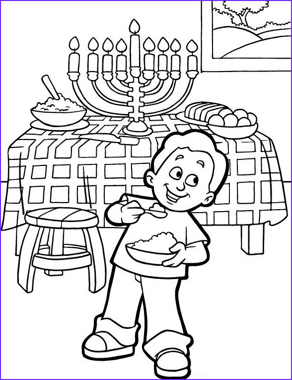Hanukkah Coloring Pages Best Of Photos Free Printable Hanukkah Coloring Pages for Kids Best