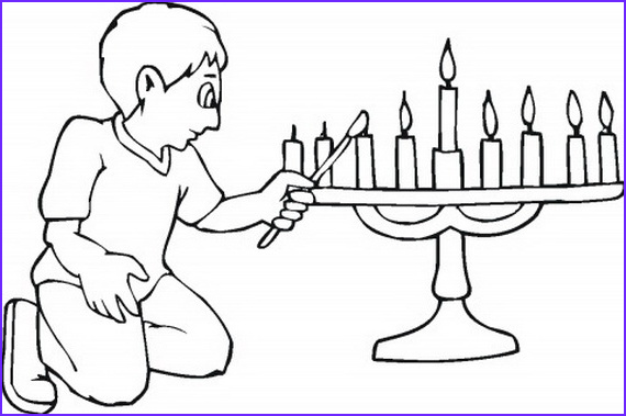 Hanukkah Coloring Pages Luxury Gallery Hanukkah Coloring Pages Menorahs Family Holiday
