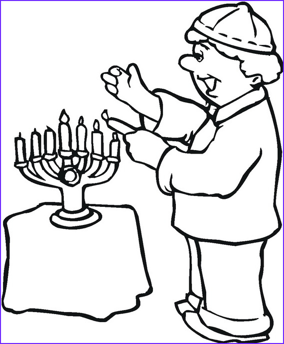 Hanukkah Coloring Pages Luxury Image Hanukkah Coloring Pages Menorahs Family Holiday
