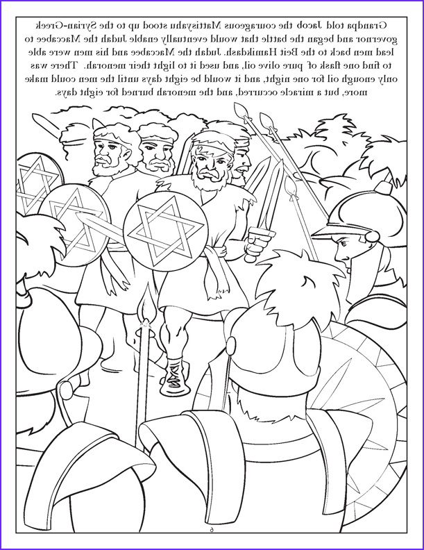 Hanukkah Coloring Pages Luxury Images Coloring Books