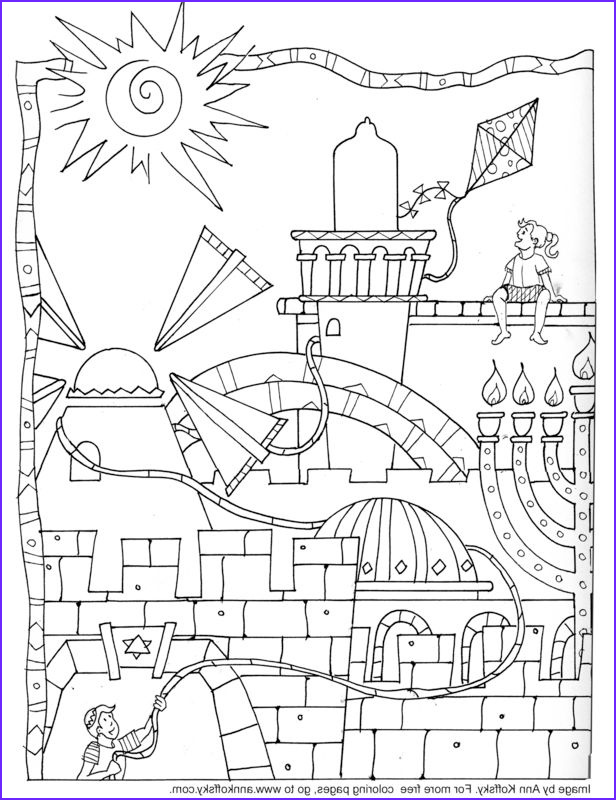 Hanukkah Coloring Pages Unique Gallery 8 Of the Best Most Artful Hanukkah Coloring Pages