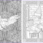 Harry Potter Adult Coloring Books Beautiful Gallery Harry Potter Adult Coloring Pages Coloring Home