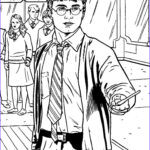 Harry Potter Coloring Beautiful Photos 70 Best Images About Harry Potter Coloring Pages On