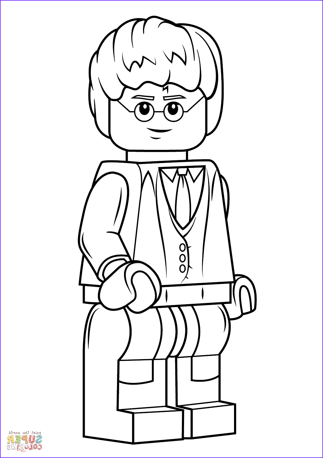 Harry Potter Coloring Best Of Stock Lego Harry Potter Coloring Page