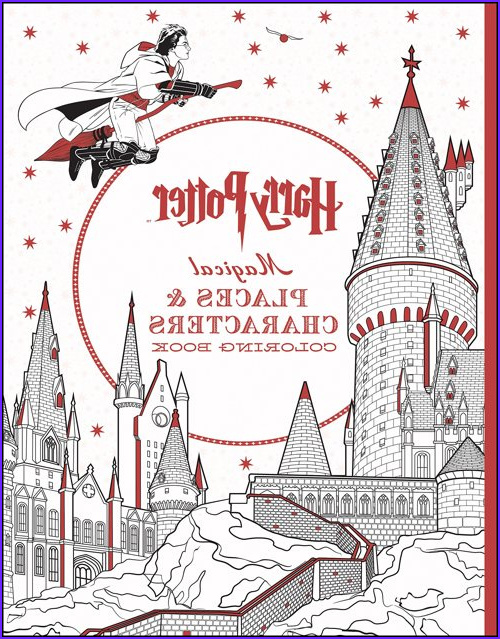 Harry Potter Coloring Books Beautiful Photos 5 Official Harry Potter Coloring Books Will Be Out by Summer