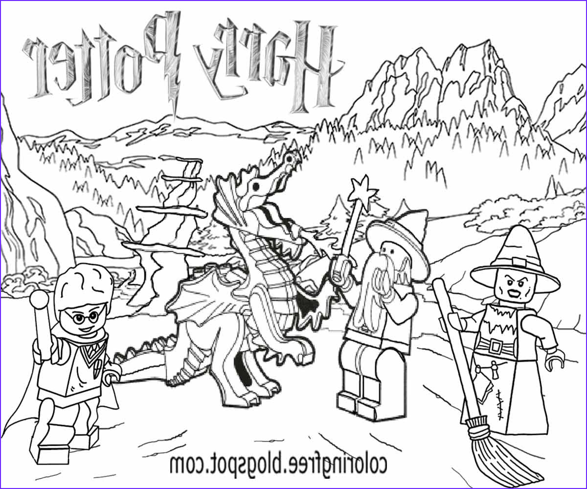 Harry Potter Printable Coloring Pages New Photos Free Coloring Pages Printable to Color Kids