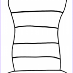 Hat Coloring Pages Beautiful Collection Hat Printables For Dr Seuss Cat In The Hat Or Just Hats