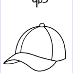 Hat Coloring Pages Best Of Gallery Hat Coloring Pages Best Coloring Pages For Kids
