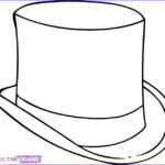 Hats Coloring Page Awesome Photography The Gallery For Mad Hatter Hat Coloring Page