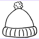Hats Coloring Page Best Of Gallery Coloring Hat Clipart Best
