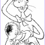 Hats Coloring Page Best Of Image 7 Picture Of Dr Seuss Hat Coloring Pages
