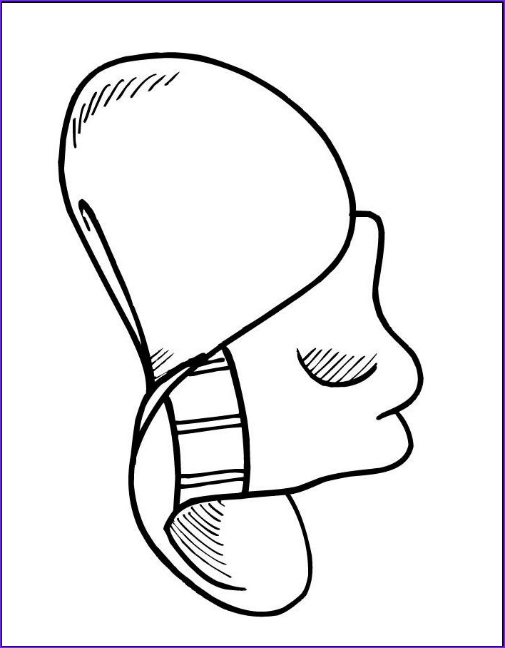 Hats Coloring Pages Awesome Collection Cowboy Hat Coloring Page Coloring Pages
