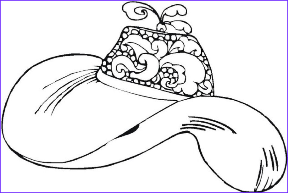 Hats Coloring Pages Awesome Photography Women S Hats Coloring Pages Woman