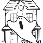 Haunted House Coloring Beautiful Stock 25 Free Printable Haunted House Coloring Pages For Kids