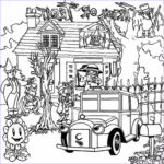 Haunted House Coloring Best Of Images Printable Haunted House Coloring Pages