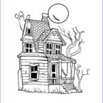 Haunted House Coloring Inspirational Photos 25 Free Printable Haunted House Coloring Pages For Kids