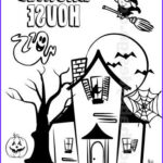Haunted House Coloring New Photography Pinterest • The World's Catalog Of Ideas
