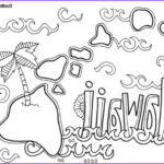 Hawaii Coloring Pages Beautiful Photography Printable Hawaiian Coloring Page For Kids