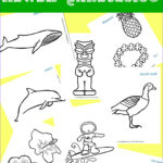Hawaii Coloring Pages Unique Image 8 Hawaiian Coloring Pages For Kids Red Ted Art