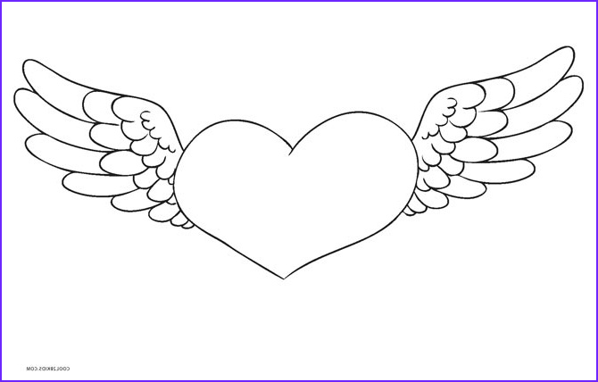 Heart Coloring Books Cool Gallery Free Printable Heart Coloring Pages for Kids