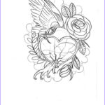 Heart Coloring Books New Images Hearts And Roses Coloring Pages