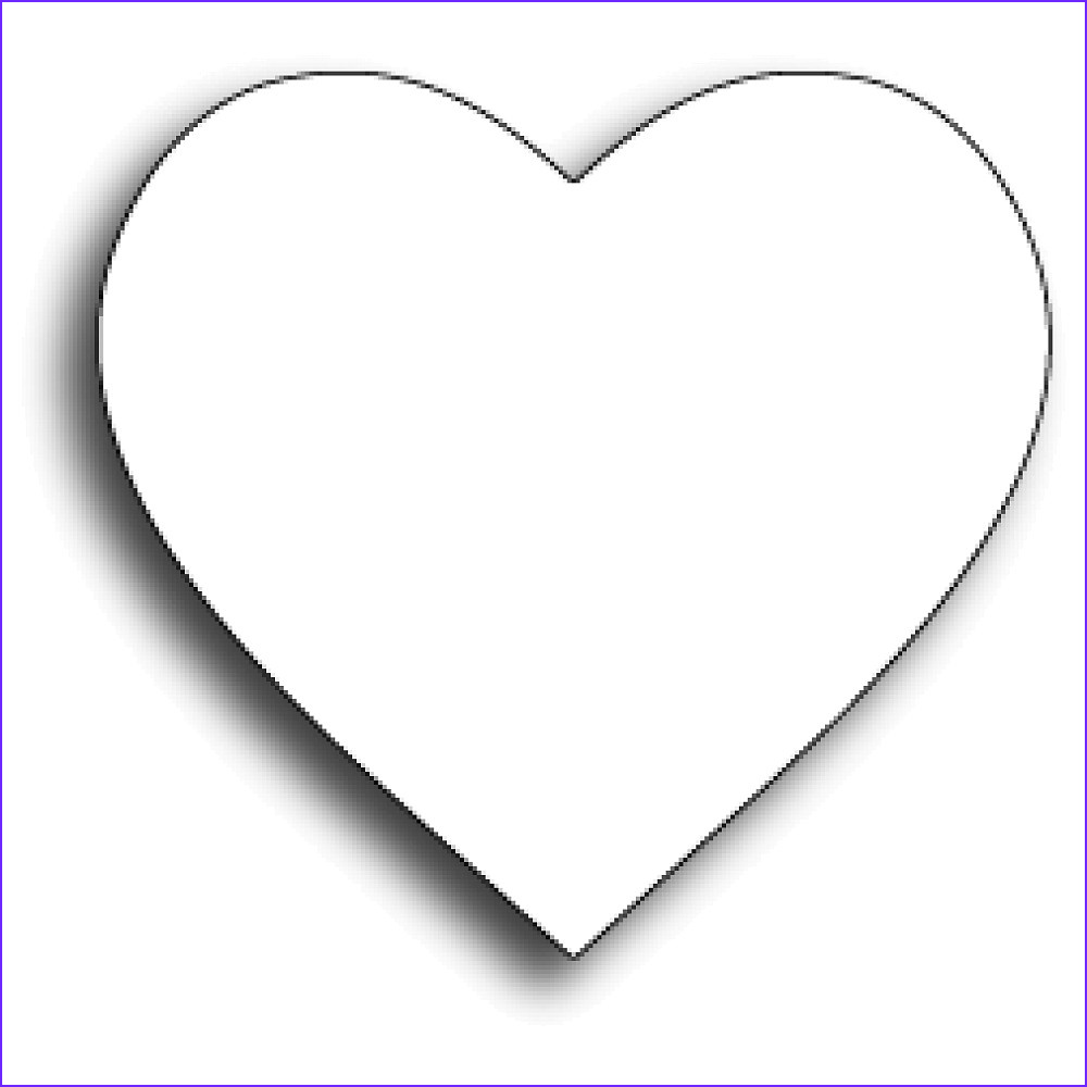 Heart Coloring Books Unique Image Free Printable Heart Coloring Pages for Kids