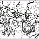 Heaven Coloring Page Best Of Photos Elijah Taken Up To Heaven Puzzle Activity Sheet