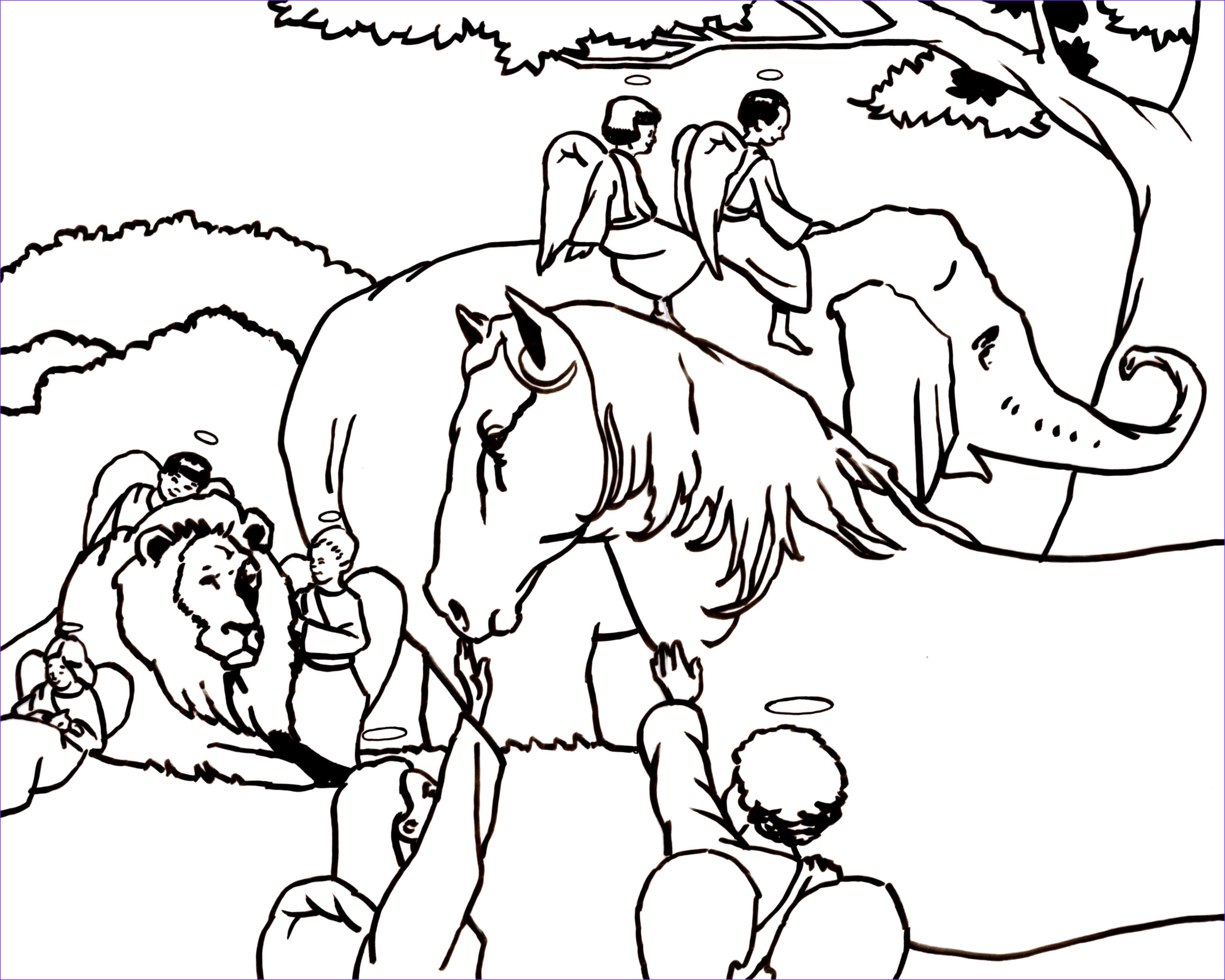 Heaven Coloring Page New Photos the Heaven is for Real App Has Beautiful Coloring Pages