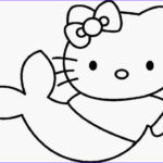 Hello Kittty Coloring Beautiful Gallery February 2015