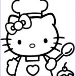 Hello Kittty Coloring Cool Photos Cool Hello Kitty Coloring Pages And Print For