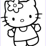 Hello Kittty Coloring New Collection Free Printable Hello Kitty Coloring Pages For Pages