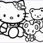 Hello Kittty Coloring New Photos Hello Kitty Coloring Pages
