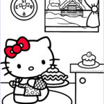 Hello Kittty Coloring New Stock Hello Kitty Coloring Pages