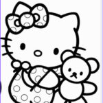 Hello Kittty Coloring Unique Image Baby Hello Kitty Coloring Pages