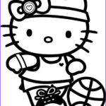 Hello Kitty Birthday Coloring Pages Cool Stock Hello Kitty Coloring Pages