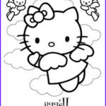 Hello Kitty Birthday Coloring Pages Elegant Image 1000 Images About Coloring Pages For Girls On Pinterest