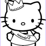 Hello Kitty Birthday Coloring Pages Elegant Photos Hello Kitty Coloring Pages