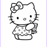 Hello Kitty Birthday Coloring Pages New Gallery Hello Kitty Coloring Pages Archives
