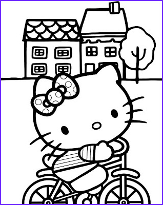 kitty coloring 04
