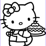 Hello Kitty Birthday Coloring Pages Unique Photos Hello Kitty Coloring Pages
