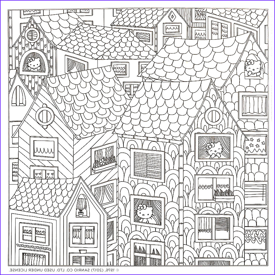 Hello Kitty Coloring Book Inspirational Gallery Viz