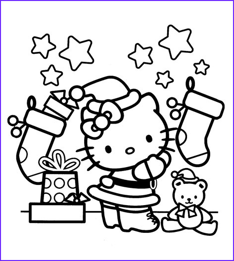 Hello Kitty Coloring Book Unique Image Hello Kitty Coloring Pages