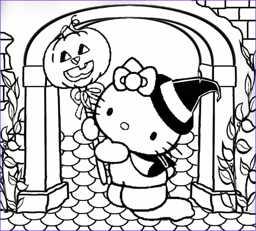 Hello Kitty Coloring Book Unique Photography Free Coloring Pages Printable to Color Kids and