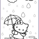 Hello Kitty Coloring Book Unique Stock September 2013