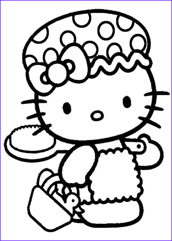Hello Kitty Coloring Pages Pdf Awesome Photos Free Hello Kitty Coloring Sheets